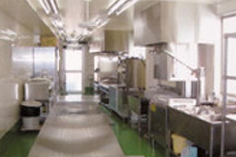 惣菜製造場