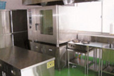 菓子製造場